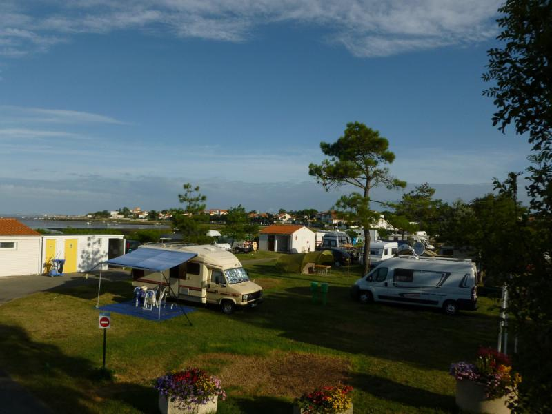 Camping l 39 esp rance fouras les emplacements for Hotel a fouras